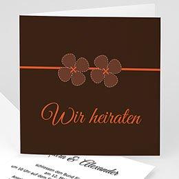 Karten Hochzeit Josephine