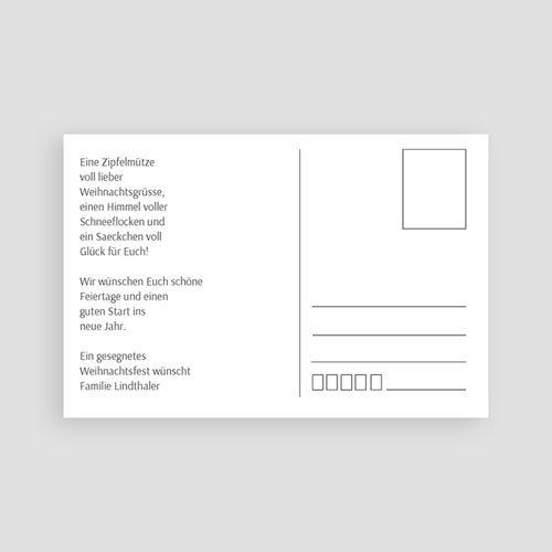 Weihnachtskarten - Postkarte 35177 preview