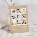 Weihnachtskarten Polaroid Charme