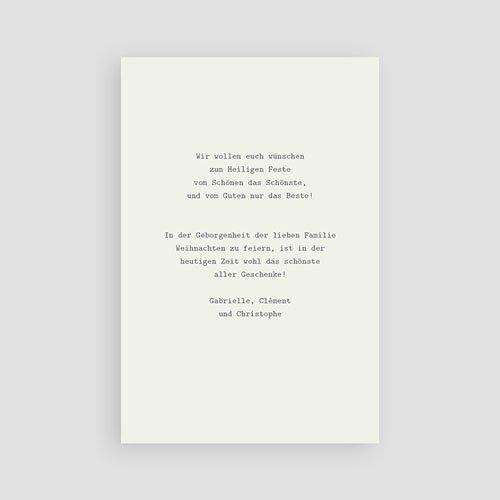 Weihnachtskarten - Typo 35222 thumb