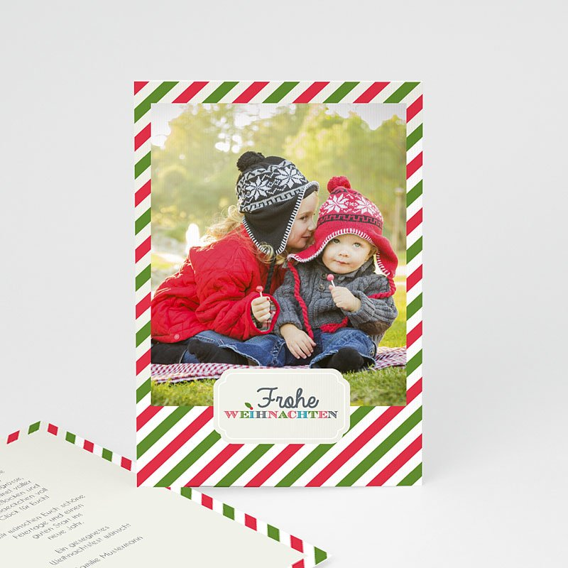 Weihnachtskarten Zimtsterne