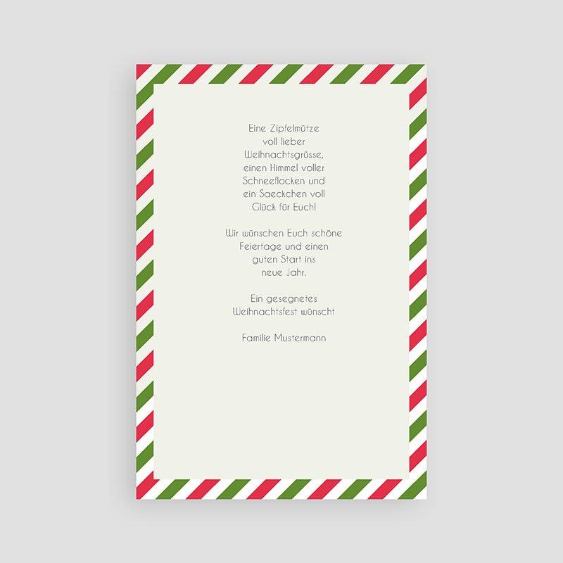 Weihnachtskarten Zimtsterne pas cher