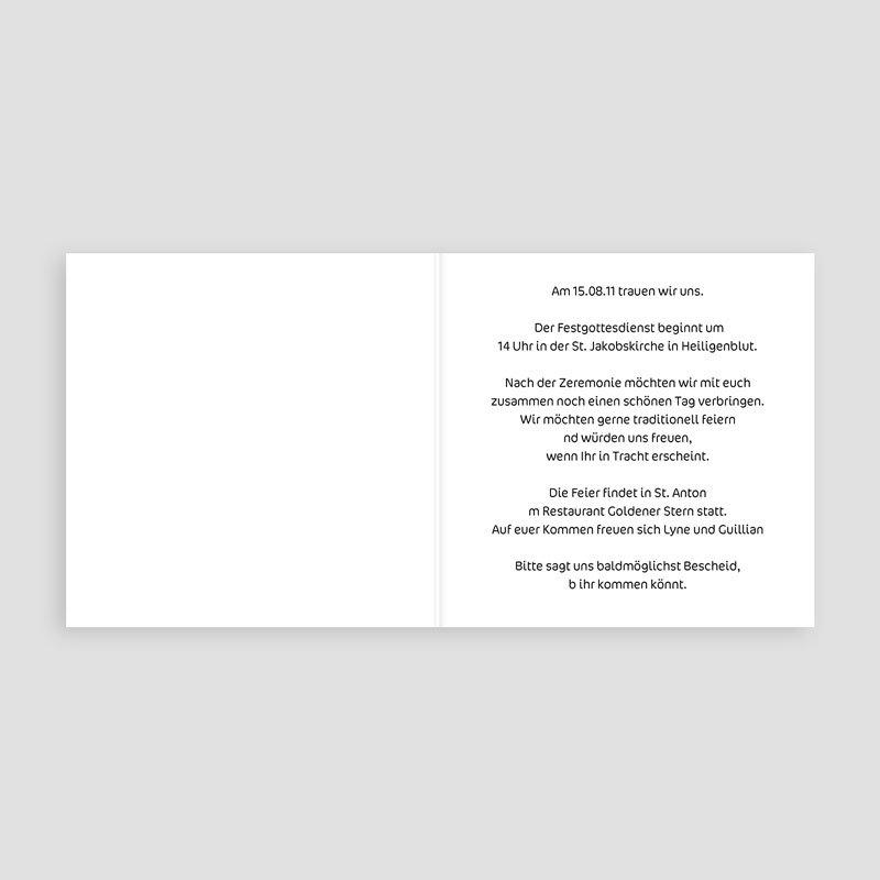 Hochzeitskarten ohne Foto Paris pas cher