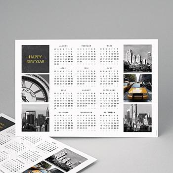 Kalender Jahresplaner - Rund um die Welt - 1