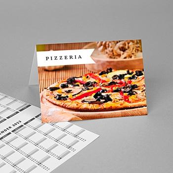 Taschenkalender 2020 - Pizza - 1