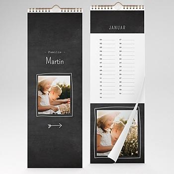 Ewiger Kalender - Foto Schiefertafel - 1