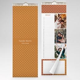 Kalender Loisirs Erbsendesign