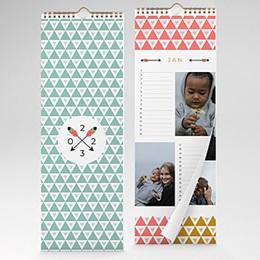 Kalender Loisirs Motiv Dreieck
