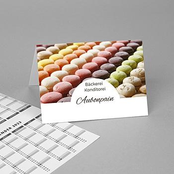 Taschenkalender 2020 - Boulangeries - 1