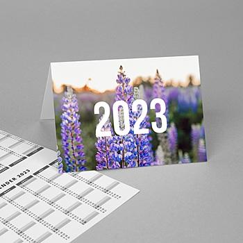 Taschenkalender 2020 - Fleuriste - 1
