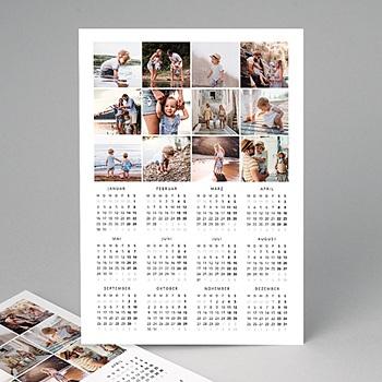 Kalender Jahresplaner - Jahresrückblick - 1