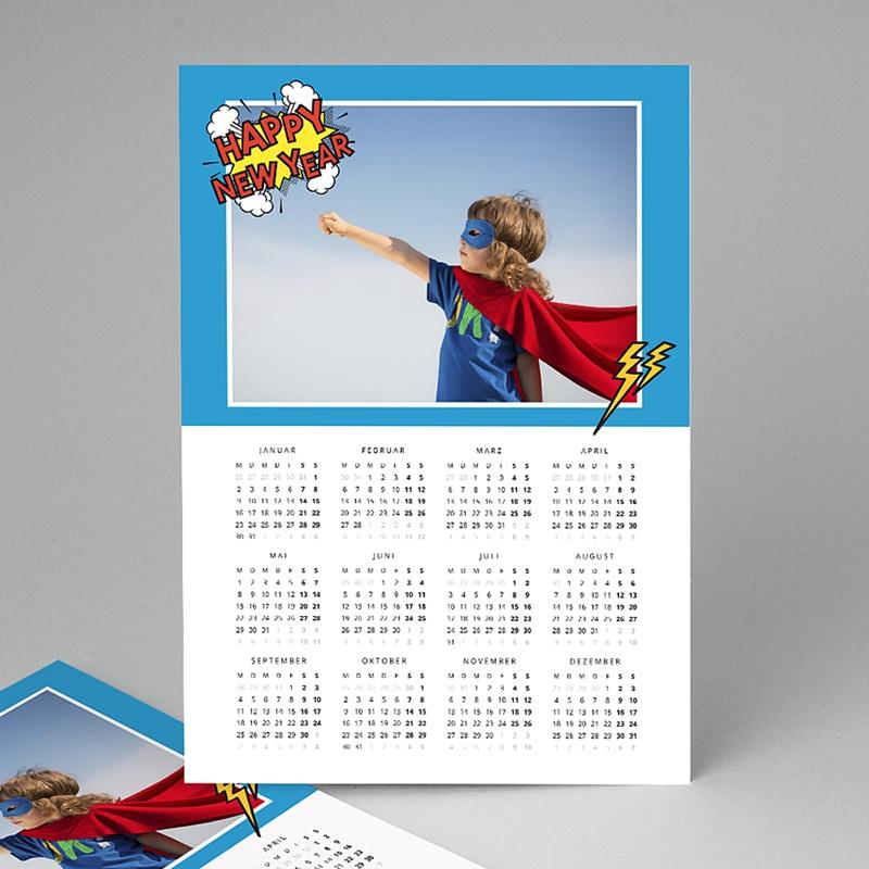 Kalender Jahresplaner Superjahr