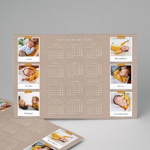 Jahresplaner - Bildreich Kalender 35341