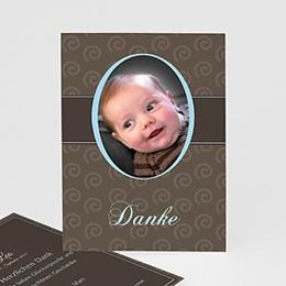 Babykarte Danke - 1