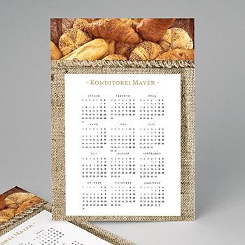 Kalender fur Firmen 2020 - Jahresübsersicht - 1