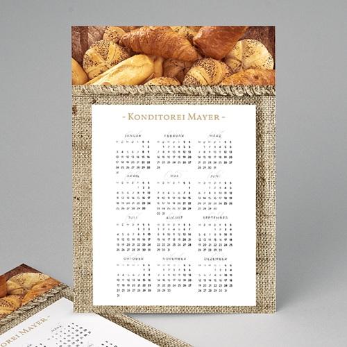 Kalender fur Firmen Jahresübersicht