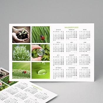 Kalender fur Firmen 2020 - grünes Jahr - 1