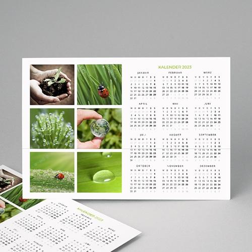 Kalender fur Firmen Grünes Jahr