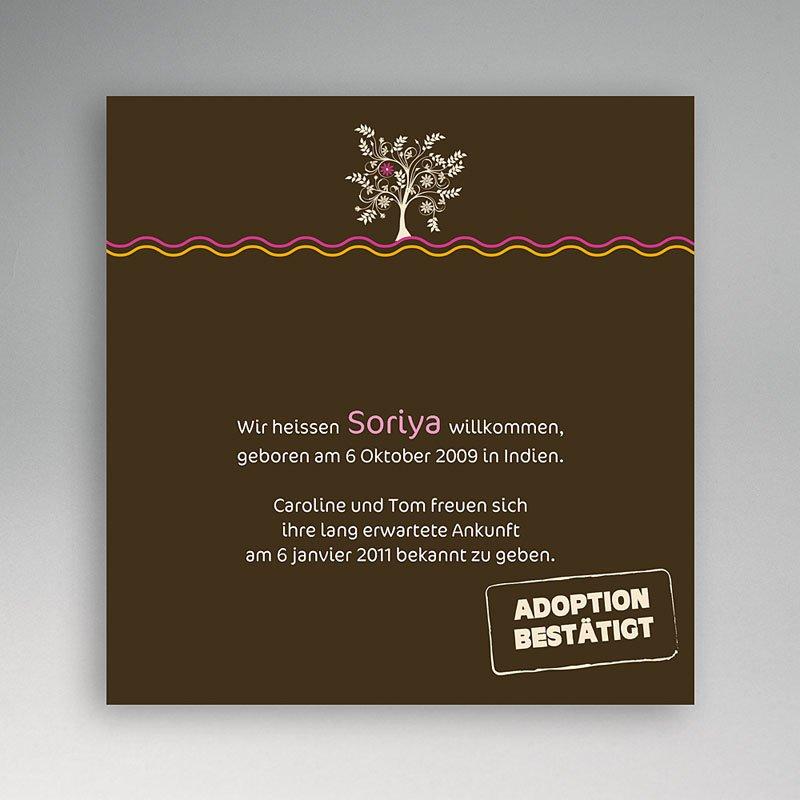 Adoptionskarten für Mädchen - Mongolei 3540 thumb