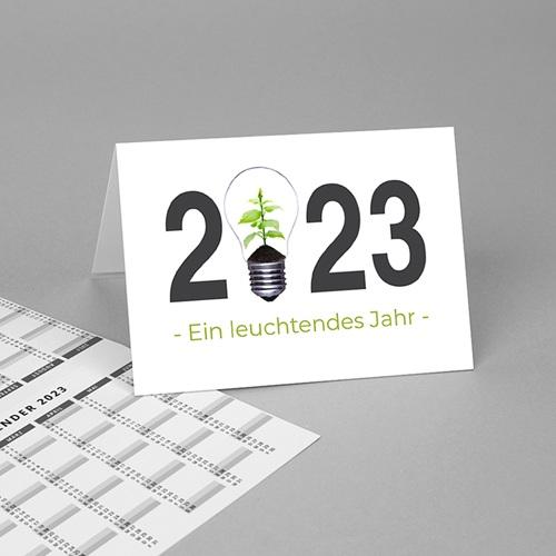 Taschenkalender Grüne Idee