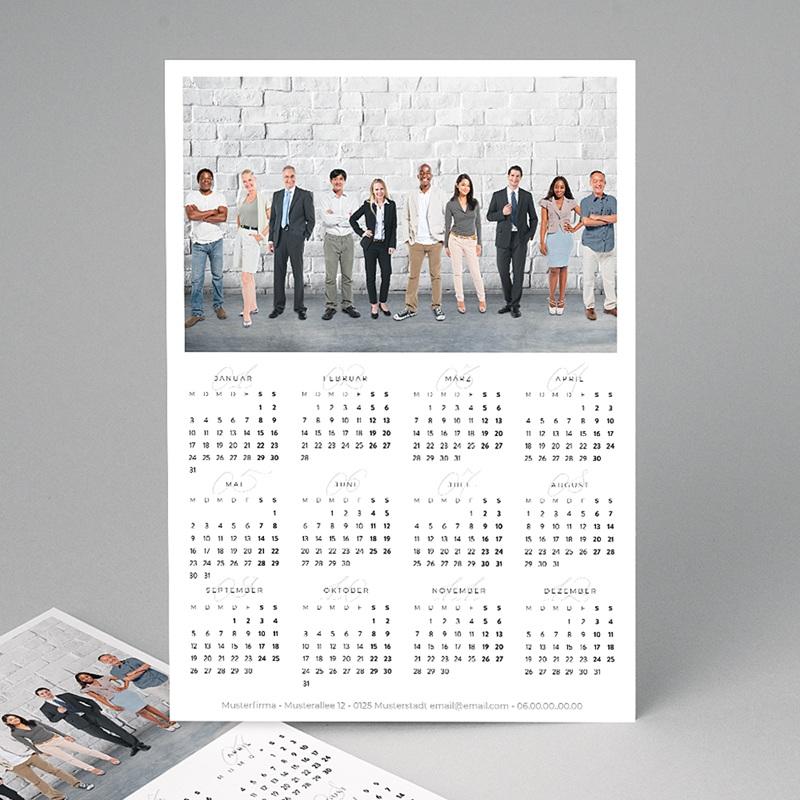 Kalender fur Firmen Pro Hochformat