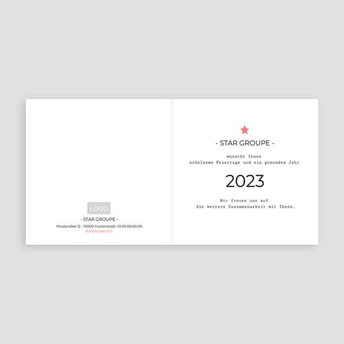 Weihnachtskarten - Sterne 35537 preview