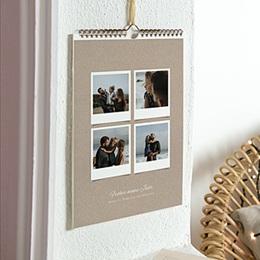 Kalender Loisirs Retro