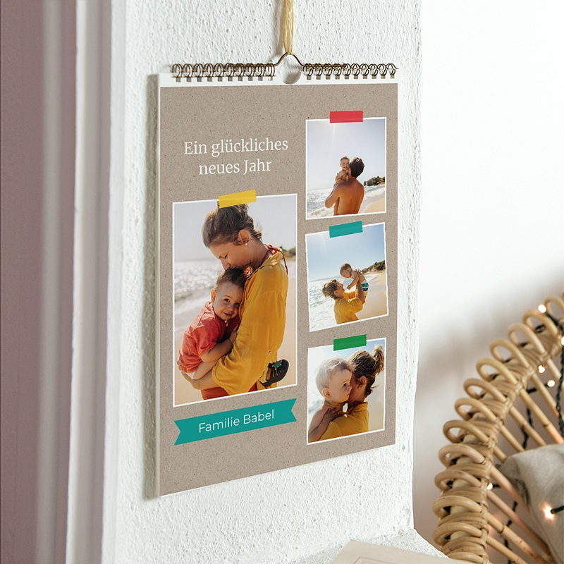 Wandkalender 2019 - Emotionen 35689 thumb