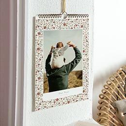 Kalender Loisirs Florales Design