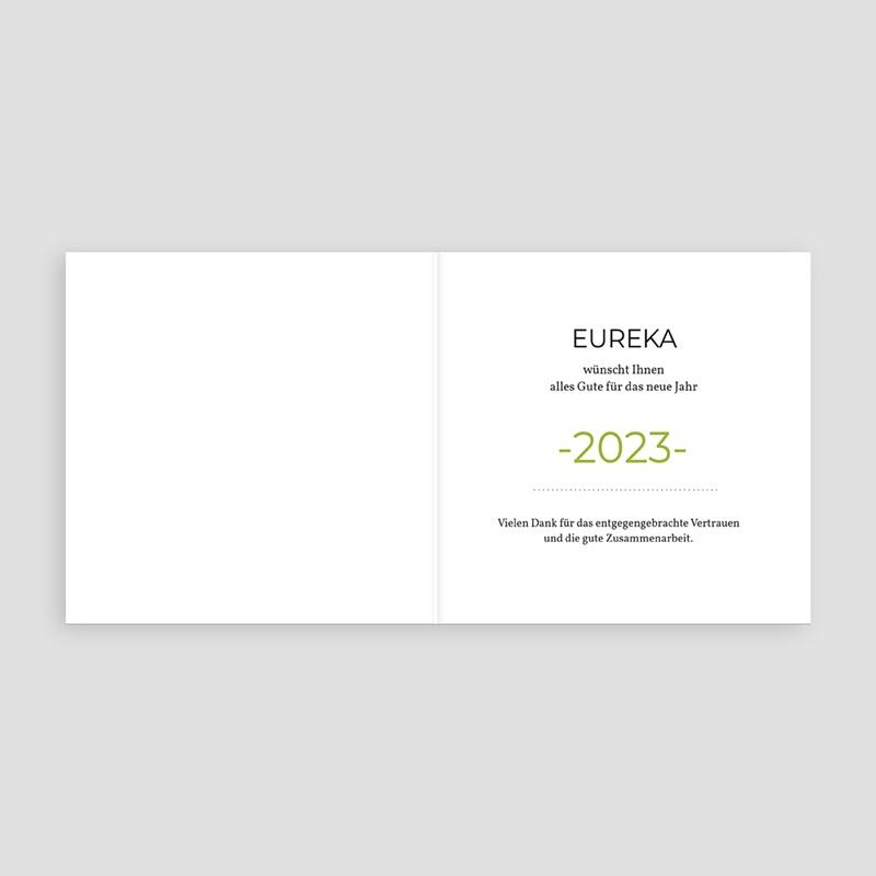 Weihnachtskarten - Grüne Idee 35738 thumb