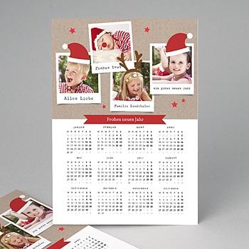 Kalender Jahresplaner - Zauberhafte Weihnachten - 1