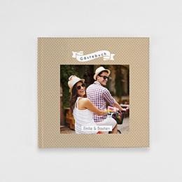 Fotobuch Quadratisch 20 x 20 cm - Liebevolle Momente - 1