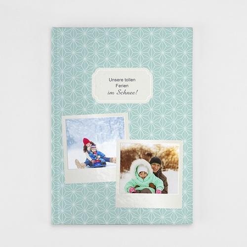 Fotobuch A4 Portrait - Polaroid und Winter 35933