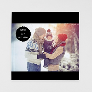 Fotobücher Quadratisch 30 x 30 cm - Glamour - 1