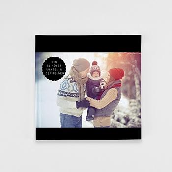 Fotobücher Quadratisch 20 x 20 cm - Glamour - 1