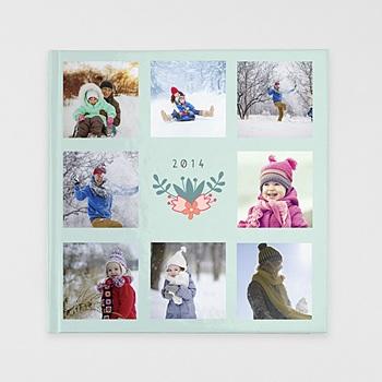 Fotobücher Quadratisch 30 x 30 cm - Familie - 1