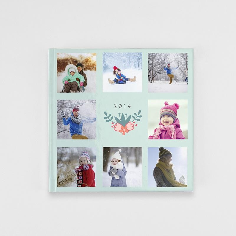 Fotobücher Quadratisch 20 x 20 cm Meine Familie und ich