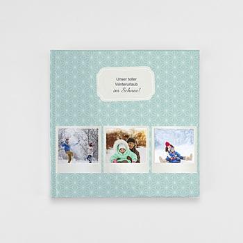 Fotobücher Quadratisch 20 x 20 cm - Polaroid Winter - 1