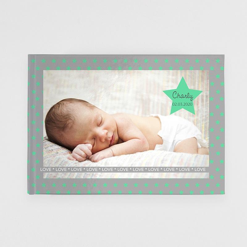 Panorama Fotobücher A4 Querformat Unser kleiner Star