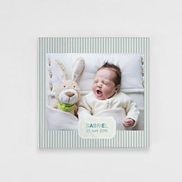 Fotobuch Quadratisch 20 x 20 cm Babytagebuch
