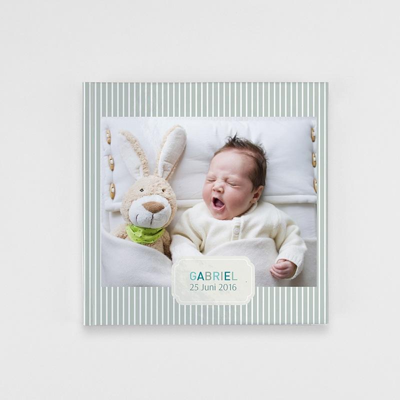 Fotobücher Quadratisch 20 x 20 cm Babytagebuch