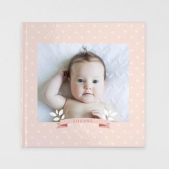 Fotobücher Quadratisch 30 x 30 cm - Un monde rose - 0