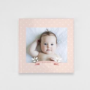 Fotobücher Quadratisch 20 x 20 cm - Un monde rose - 0