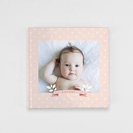 Fotobuch Quadratisch 20 x 20 cm - Un monde rose - 0