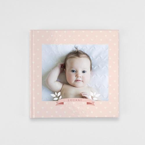 Fotobücher Quadratisch 20 x 20 cm Mädchenalbum