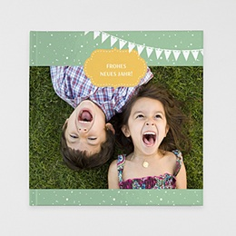 Fotobuch Quadratisch 30 x 30 cm - Douce Famille - 0