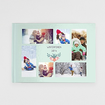 Panorama Fotobücher A4 Querformat - Familie - 0