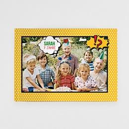 Livre photo Anniversaire Kindergeburtstag