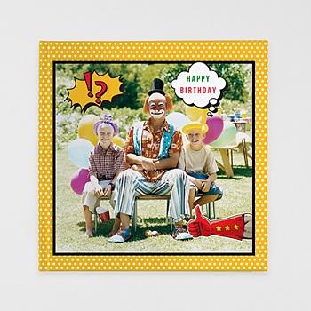 Fotobücher Quadratisch 30 x 30 cm - Super Anniversaire - 0