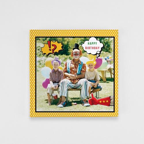 Fotobuch Quadratisch 20 x 20 cm - Tolles Fest 36238